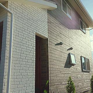 部屋全体/夕日/2×4工法/外壁 サイディングのインテリア実例 - 2018-08-11 17:49:31