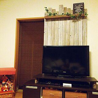 リビング/マンション暮らし/マンション/観葉植物/北欧雑貨...などのインテリア実例 - 2016-02-22 00:29:18