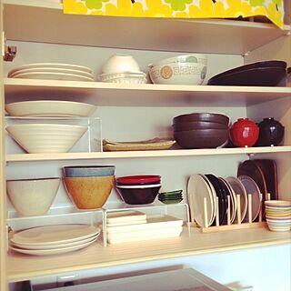 キッチン/北欧/北欧好き/食器/Iittala...などのインテリア実例 - 2014-04-17 23:04:23