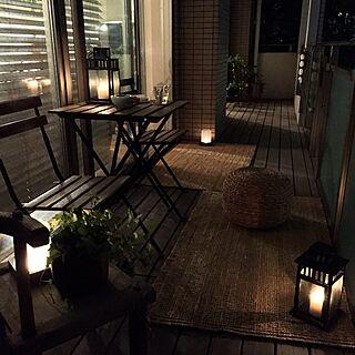 部屋全体/心地いい風/IKEA/一人暮らし/ミックス&リラックス...などのインテリア実例 - 2016-09-12 21:27:50