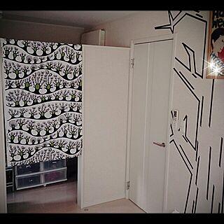 、IKEAファブリックに関するさんの実例写真