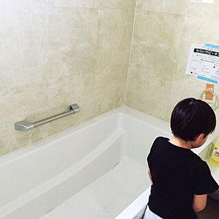 女性29歳の家族暮らし4LDK、自動洗浄に関する10wamamさんの実例写真