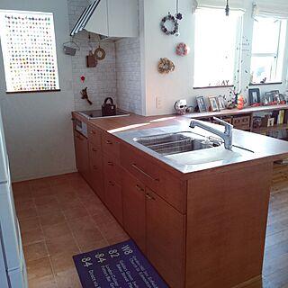 女性40歳の家族暮らし、キッチンウィッチに関するyusumiaさんの実例写真