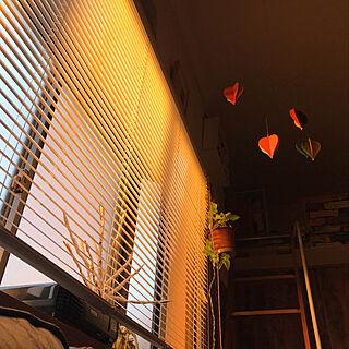 女性41歳の一人暮らし1K、ロフトのある部屋に関するchiekoさんの実例写真