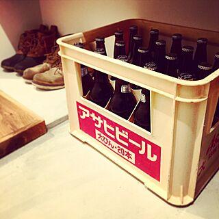 男性35歳の家族暮らし2LDK、Beerに関するdo_thee_boogieさんの実例写真