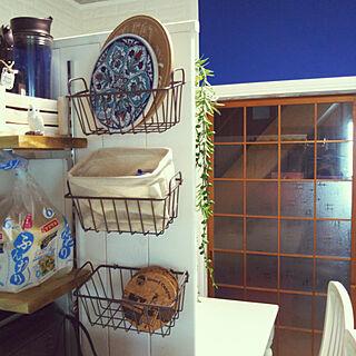 女性35歳の家族暮らし、おやつ収納に関するTSUKIさんの実例写真