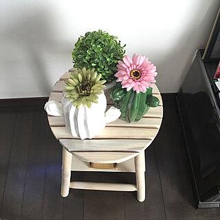 女性2LDK、いすに関するukiyuki416さんの実例写真