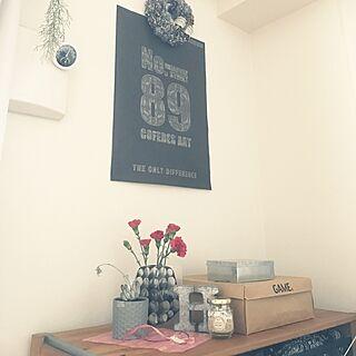 女性家族暮らし3LDK、millsukeちゃん♥に関するhiyupan88さんの実例写真