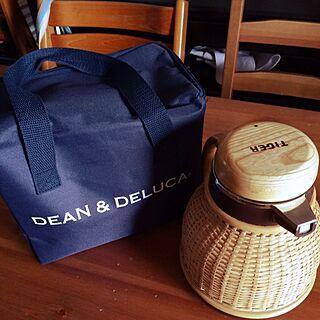 リビング/籐ポット/DEAN&DELUCAのインテリア実例 - 2014-07-18 08:41:40