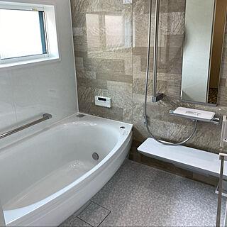 ワイド浴槽/二階のお風呂/TOTO/採光/バス/トイレ...などのインテリア実例 - 2020-08-28 22:38:17
