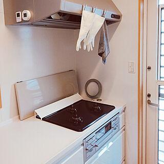 キッチン/キッチン/キッチンリセット/フィルター掃除/掃除...などのインテリア実例 - 2020-04-15 17:13:29