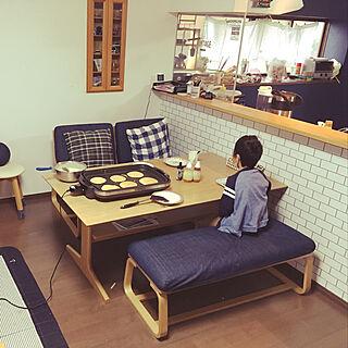 37歳の家族暮らし4DK、シマムラに関するmaluさんの実例写真