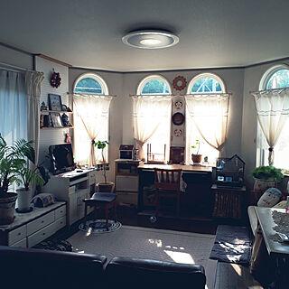 部屋全体/RoomClipドラマ化/いいね、押し逃げごめんなさい。/ハンドメイド/ダイソー...などのインテリア実例 - 2018-07-24 16:30:03