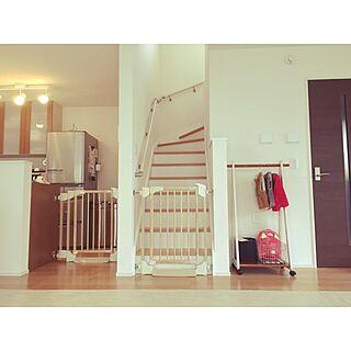 女性家族暮らし、ロープ照明に関するchika.eeさんの実例写真