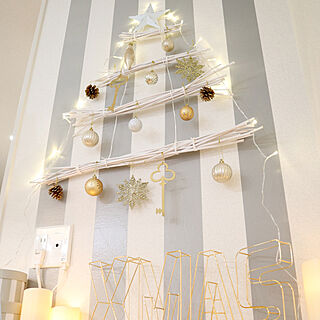 女性同棲4LDK、On Walls IKEAに関するMorinoieさんの実例写真