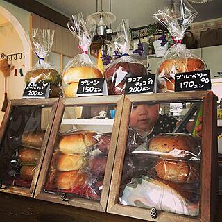 女性、手作りパンに関するniconicomanboさんの実例写真