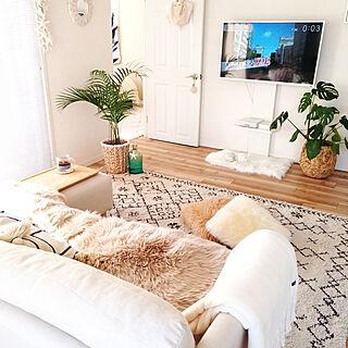 beach house/BOHO/壁掛けテレビ風/beachhouse/RC名古屋同盟...などのインテリア実例 - 2019-01-17 19:35:28