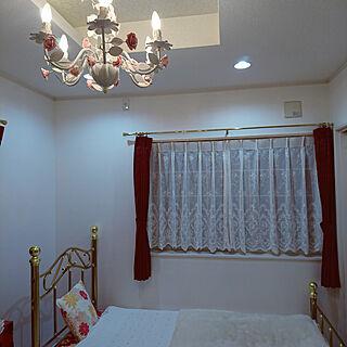 女性57歳の、ベッドベッドに関するmachikomamaさんの実例写真