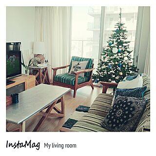クリスマス/アロハ部/ハワイアンにしたい/西海岸インテリア/ギャラップ/ビーチハウス...などのインテリア実例 - 2015-11-09 00:55:33