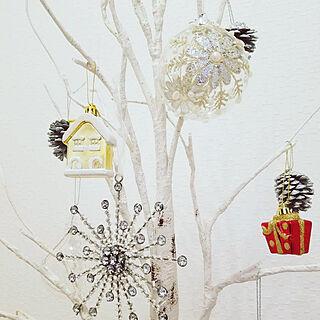 部屋全体/クリスマス雑貨/Francfranc/フランフラン/クリスマス...などのインテリア実例 - 2018-11-20 21:22:56