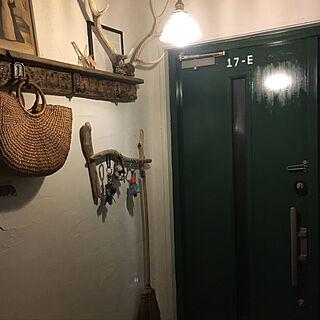男性37歳の家族暮らし4LDK、鍵付きドアに関するwatawataさんの実例写真