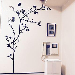 壁/天井/DIY/北欧/マステ/ニトリ...などのインテリア実例 - 2017-04-20 21:01:07