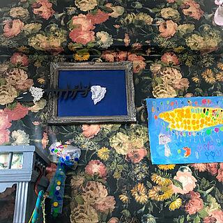 ハンドメイド/sakanaction/サカナクション/子供の作品/子供の絵...などのインテリア実例 - 2020-06-15 20:07:40