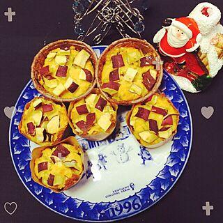 女性55歳の家族暮らし4LDK、さりげなくクリスマス☆に関するMASAさんの実例写真