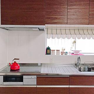キッチン/LIXILアレスタ/LIXILキッチン/いいね、フォロー本当に感謝デス☺︎/狭くても楽しく...などのインテリア実例 - 2019-02-08 11:20:56