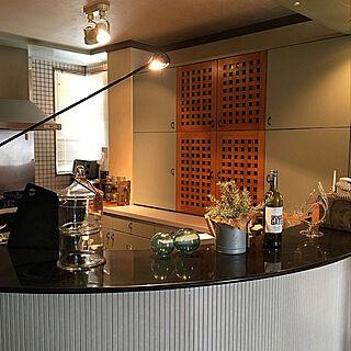 女性家族暮らし、ハリオ 調味料入れに関するkaikochanさんの実例写真