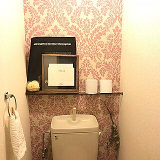 一人暮らし2LDK、WALPA壁紙に関するgrey_sakuraさんの実例写真