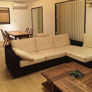 家族暮らし3LDK、メイプル家具に関するchiさんの実例写真