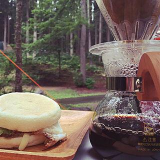 女性家族暮らし4LDK、美味しいコーヒーに関するyu-kenさんの実例写真