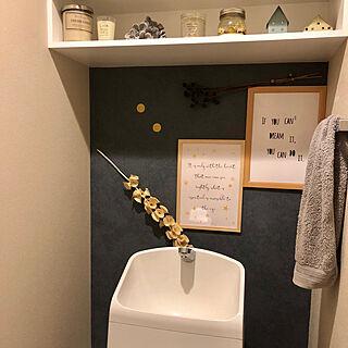 女性家族暮らし3LDK、toilet に関するmakaroncafeさんの実例写真