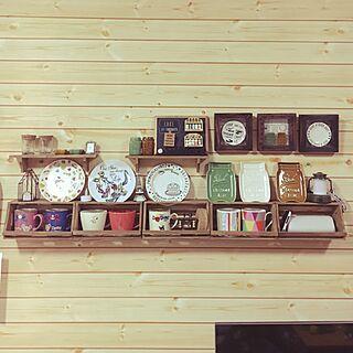 壁/天井/セリア/100均/DIY/ハンドメイド...などのインテリア実例 - 2017-01-31 21:10:34