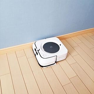 壁/天井/ブラーバ/アイロボット/iRobot HOME アプリ/こども部屋...などのインテリア実例 - 2020-10-21 15:17:21