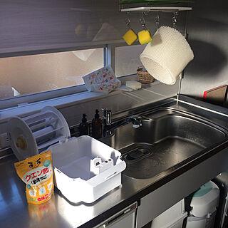 気化式加湿器/加湿器/キッチンのインテリア実例 - 2020-01-15 15:52:58