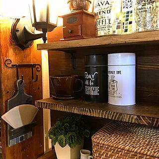 女性家族暮らし3LDK、コーヒーペーパーホルダーに関するhukurou2128さんの実例写真