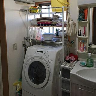 女性32歳の家族暮らし4LDK、どうにかしたい場所たくさん(^^;;に関するMikaさんの実例写真