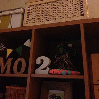 棚/娘の作品/捨てられない物のインテリア実例 - 2014-02-03 16:48:32