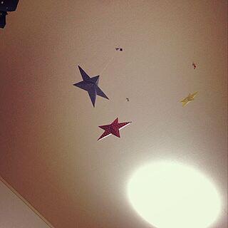 、おりがみ 星に関するさんの実例写真