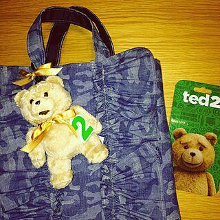 、tedに関するchiakeyさんの実例写真