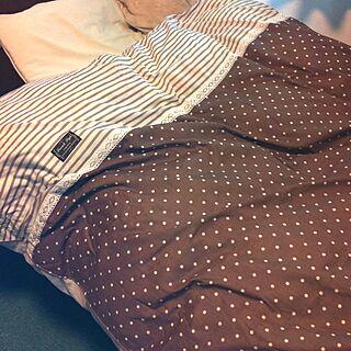 女性26歳の、布団カバーのデザインに関するmoeさんの実例写真
