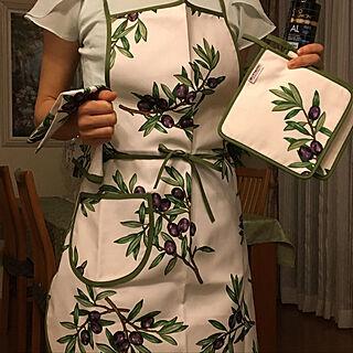 女性家族暮らし4LDK、イタリアのお土産に関するHanaさんの実例写真