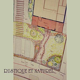 部屋全体/庭/アンティーク/Rustic/DIY...などのインテリア実例 - 2014-04-09 13:52:12