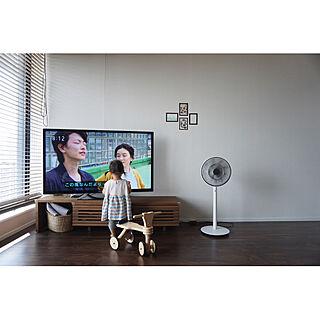 壁/天井/朝ドラ/半分青い/扇風機/グリーンファン...などのインテリア実例 - 2018-09-19 00:00:15