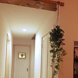 壁/天井/ナチュラル/ヴィンテージ/カフェ風/観葉植物...などのインテリア実例 - 2017-11-09 16:32:54