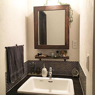 女性の、Other、家族住まいの「バス/トイレ」についてのインテリア実例