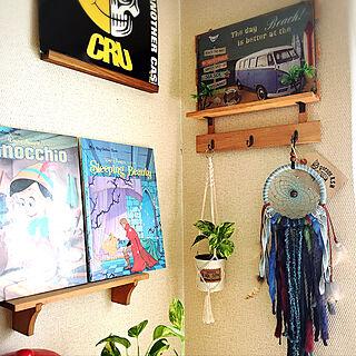 女性家族暮らし、タコ糸マクラメに関するyuri.favoriさんの実例写真