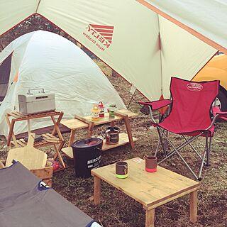 部屋全体/go out camp/キャンプ/コーナン/コーナン宝ヶ池...などのインテリア実例 - 2017-04-16 15:20:00